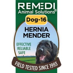 Hernia Mender Dog Spritz