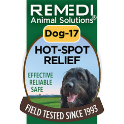 Hot Spot Relief Dog Spritz