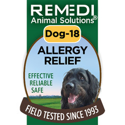 Allergy Relief Dog Spritz