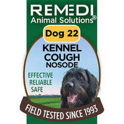 Kennel Cough Nosode Dog Spritz