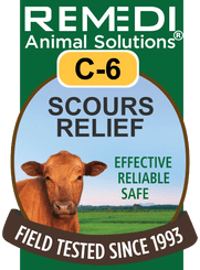 Turbo Scours Relief for Cattle, C-6