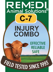 Turbo Injury Combo for Cattle, C-7