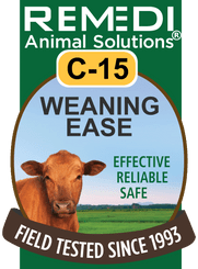 Turbo Weaning Ease for Cattle, C-15