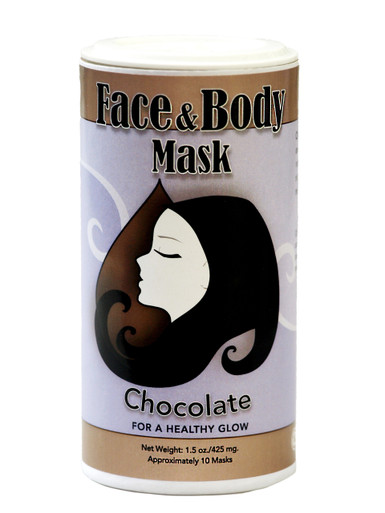 Muddy H2O Chocolate Face and Body Mask 1.5 oz