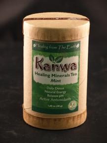 Mint Tea by Kanwa Healing Minerals 24 Bags