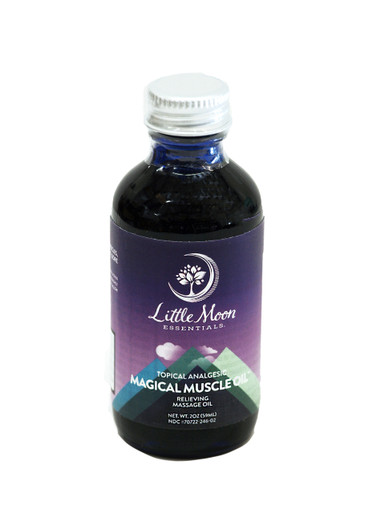 Little Moon Essentials Magical Muscle Oil 2oz