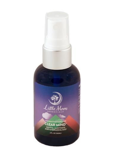 Little Moon Essentials Spray 2 oz Clear Mind