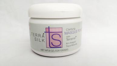 TerraSilk Face mask 8 oz Front