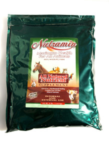 California Earth Minerals Nutramin for All Animals & Fish 8 lbs