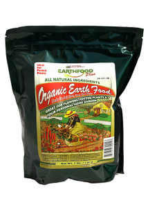 EarthFood Plus 3 lbs bag