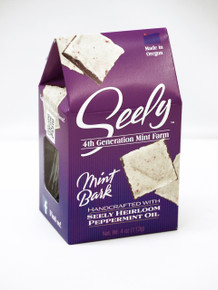 Seely Mint Bark Front