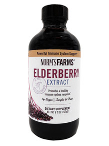 Norm's Farms Elderberry Extract 8 fl oz