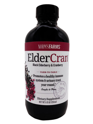 Norm's Farms ElderCran 8 fl oz