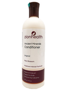Zion Health Ancient Minerals Conditioner 16 oz Original