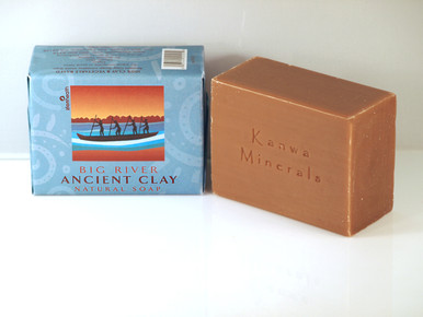 Zion Health Ancient Clay Soap Big River