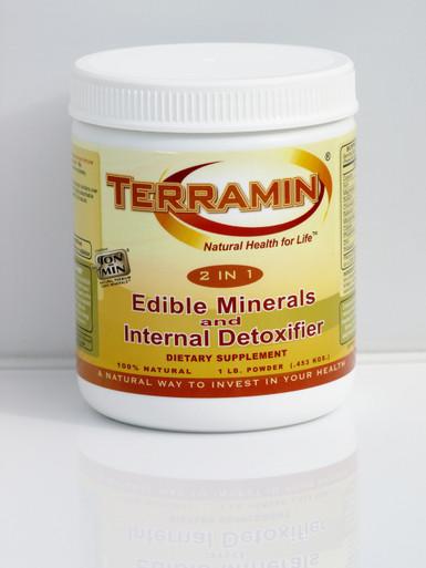Terramin 1 lbs Powder Calcium Montmorillonite Clay