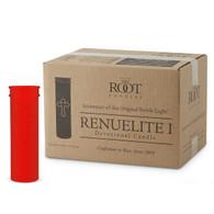 6 Day Budded Cross Renuelite™ Ruby Case of 24