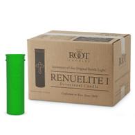 6 Day Budded Cross Renuelite™ Green Case of 24