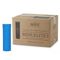 6 Day Budded Cross Renuelite™ Blue Case of 24