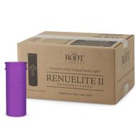 5 Day Budded Cross Renuelite™ Purple Case of 24