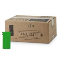 3 Day Budded Cross Renuelite™ Green Case of 24