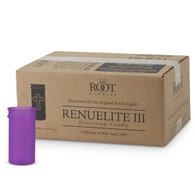3 Day Budded Cross Renuelite™ Purple Case of 24