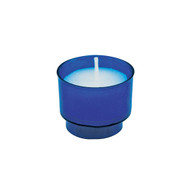 6 Hour Votive in Blue Cup [Case of 288]