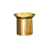 "Solid Brass Draft Proof 1"" Burner w/Lining [Each]"