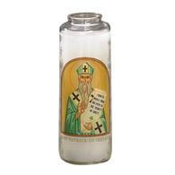 Saint Patrick Icon Decal