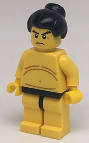 LEGO Series 3 Collectible Minifigure Sumo