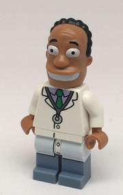 LEGO Dr. Hibbert Simpson Minifigure Collectible Series 2