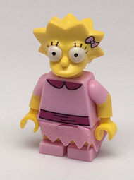 LEGO Lisa Simpson Minifigure Collectible Series 2