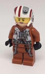 LEGO Star Wars Resistance X-Wing Pilot Minifigure 75102