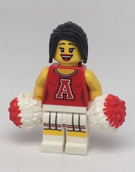 LEGO Cheerleader Collectible Minifigure Series 8