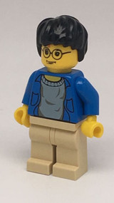 LEGO Harry Potter Minifigure 4714 4708