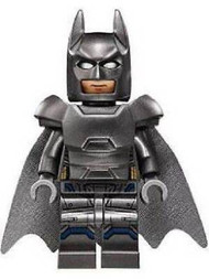 LEGO Dawn of Justice Batman Minifigure w/Batarang (76044)