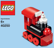 LEGO Train Mini Build Parts & Instructions Kit