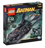 LEGO Batboat - Hunt for Killer Croc