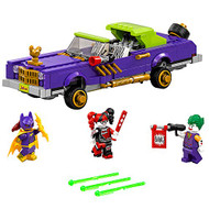THE LEGO BATMAN MOVIE The Joker Notorious Lowrider #70906