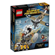 LEGO Super Heroes DC Wonder Woman Warrior Battle (76075)