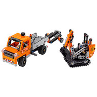 LEGO Technic Roadwork Crew #42060