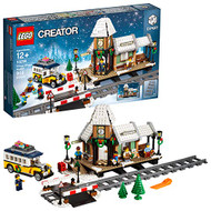 LEGO Creator Expert Winter Village Station 10259 Building Kit