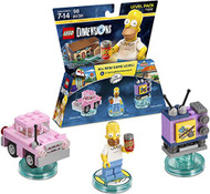 Lego Dimensions Building Toy Pack (Simpsons Homer 71202)