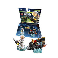 Lego Dimensions Building Toy Pack (Back to the Future Doc Brown 71230)