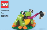 LEGO Frog Mini Build Parts & Instructions Kit (2019)
