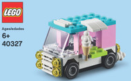 LEGO Ice Cream Truck Mini Build Parts & Instructions Kit