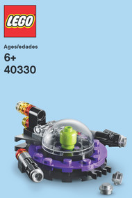 LEGO UFO Mini Build Parts & Instructions Kit (2019)