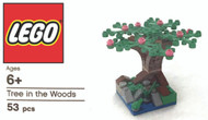 LEGO Tree In The Woods Mini Build
