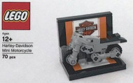 LEGO Harley-Davidson Mini Build
