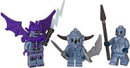 LEGO NEXO KNIGHTS Stone Monsters Accessory Set